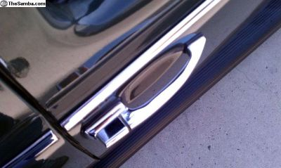 Type 1 Bug Exterior Door Handles 1960-1964