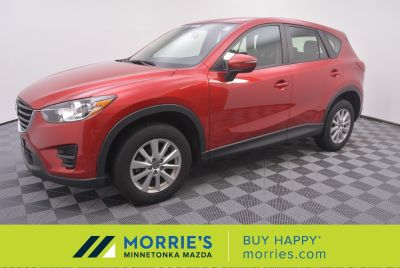 2016 Mazda CX-5 Sport (Soul Red Metallic)