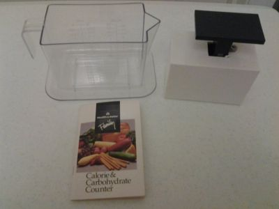 NEW - Calorie & Carbohydrate Counter