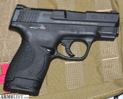 For Sale/Trade: S&W M&P Shield 9mm