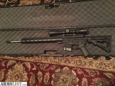 For Sale: AR-15 6.5 Grendel