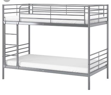 ISO bunk beds
