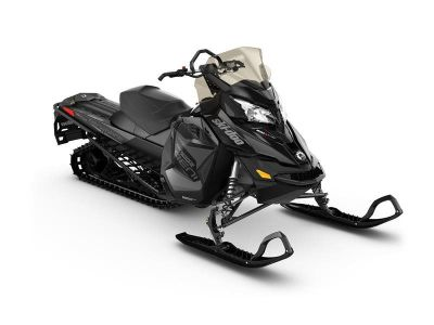 2017 Ski-Doo Renegade Backcountry 800R E-TEC E.S. Trail Sport Snowmobiles Woodinville, WA