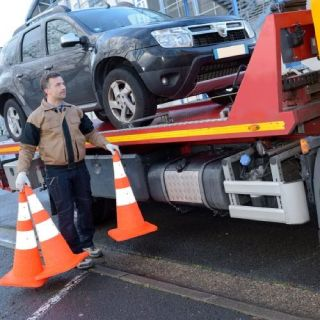 Towing Bend and Fast Emergency Roadsite Assistance