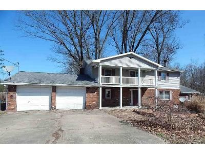 4 Bed 2 Bath Foreclosure Property in Gentryville, IN 47537 - State Road 161 N