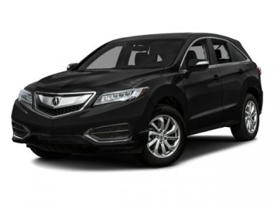 2016 Acura RDX Base (Crystal Black Pearl)