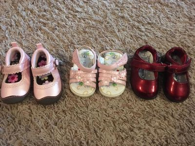 Toddler Shoes - Size 2