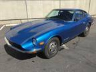 1972 Datsun 240Z 2 Door Coupe
