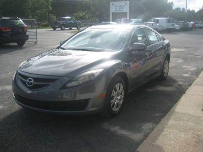 2011 Mazda Mazda6 i Sport (Grey)