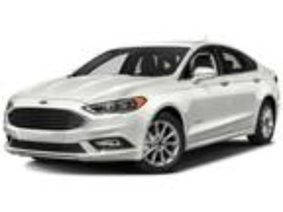 Used 2018 Ford Fusion Hybrid SHADOW BLACK, 45.2K miles