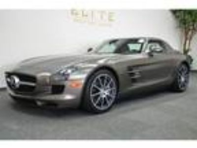 Used 2011 Mercedes-Benz SLS AMG designo Magno Alanite Gray (Matte Finish)