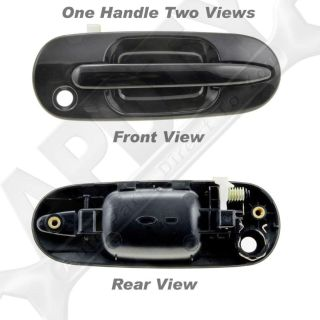 Buy APDTY 88739 Right Passenger Outer Exterior Door Handle 1997-2001 Honda CR-V LX motorcycle in Portland, Tennessee, US, for US $47.12