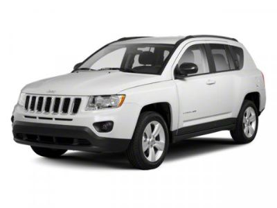 2011 Jeep Compass Latitude (Bright Silver Metallic)