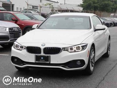 Used 2019 BMW 4 Series Convertible