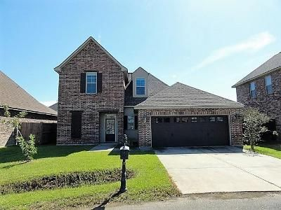 4 Bed 2.1 Bath Foreclosure Property in Lafayette, LA 70508 - Wood Moss Way