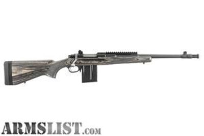 For Sale: RUGER GUNSITE SCOUT