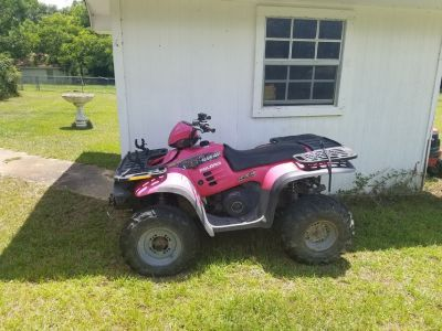 ATV 4 - WHEELER