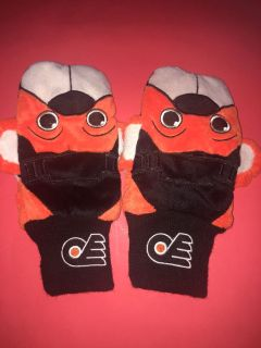 Flyers kids gloves