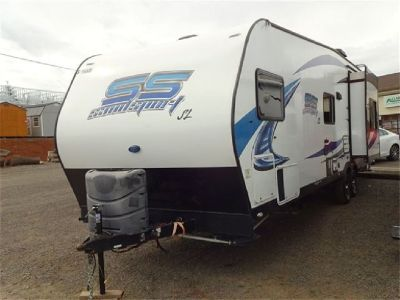 2016 Sandsport 27SBL Toy Hauler Travel Trailer