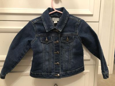 Childrens Place Jeans Jacket
