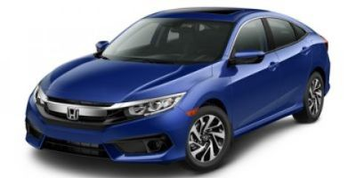 2018 Honda Civic EX (Cosmic Blue Metallic)