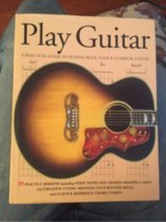 Guitar Book-Hard Cover