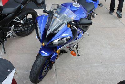 2016 Yamaha R-6 SuperSport Motorcycles Allen, TX