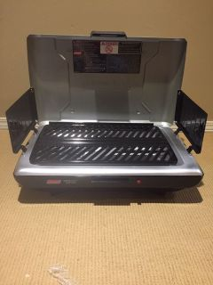 Coleman instant start camp grill