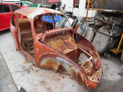 1965 body complete or parts