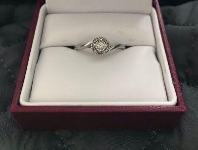 Helzberg Promise Ring