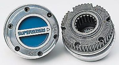 Find Superwinch 400518 4x4 Front Hub Dana 44; 19-spline; internal Pair; motorcycle in Delaware, Ohio, United States, for US $98.77