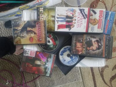 More dvds