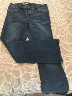Like New! Catherine Baby Bootcut Jeans Size 12