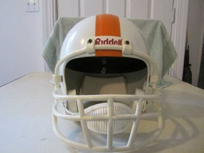 University of Tennessee Ridell Helmet