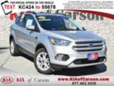 Used 2018 Ford Escape Silver, 37.6K miles