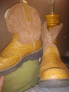 Ariat fatbaby boots size 9 and 1/2