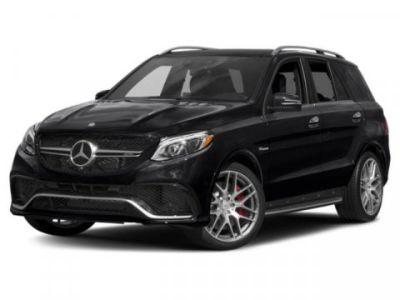 2019 Mercedes-Benz GLE AMG GLE 63 S (Black)
