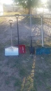 shovels & water meter tools