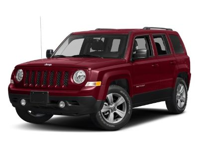 2017 Jeep Patriot Sport (Black Clearcoat)