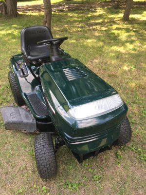 Craftsman Riding Tractor Mower