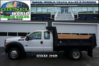 2012 Ford F550 SUPER DUTY