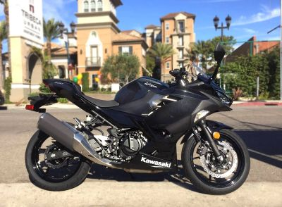 2018 Kawasaki Ninja 400 ABS Sport Motorcycles Marina Del Rey, CA