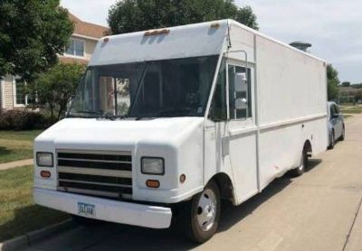 1999 Chevrolet P30-Concession-Food-Truck