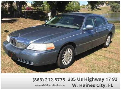 Used 2004 Lincoln Town Car for sale