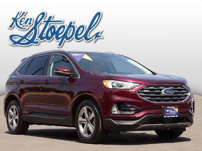 2019 Ford Edge SEL (Burgundy Velvet Metallic Tinted Clearcoa)