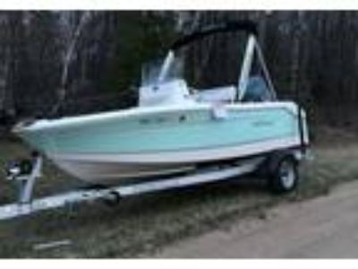 2016 Robalo R160CC Power Boat in Merrifield, MN