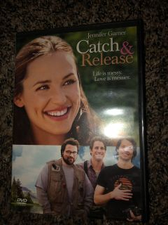CATCH & RELEASE DVD -FIRM ON PRICE