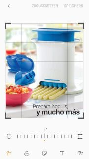 Tupperware cantainer!