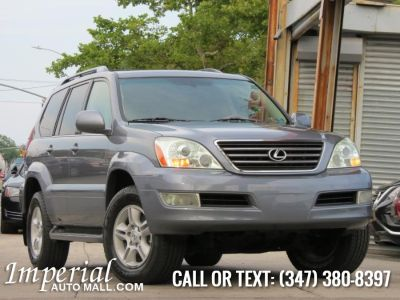 2006 Lexus GX 470 Base (GRAY)