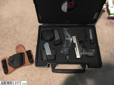 For Sale/Trade: Bi-tone Springfield XDS 9mm